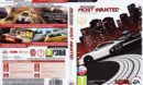 Need for Speed: Most Wanted - Limited Edition (2012) CZ PC DVD Cover & Label