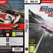 Need for Speed: Rivals (2013) CZ PC DVD Cover & Labels