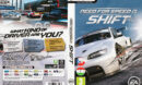 Need for Speed: Shift (2009) CZ PC DVD Cover & Label