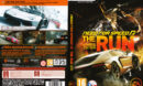 Need for Speed: The Run (2011) CZ PC DVD Cover & Labels