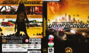Need for Speed: Undercover (2008) CZ PC DVD Cover & Label