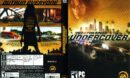 Need for Speed: Undercover (2008) US PC DVD Cover & Label