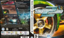 Need for Speed: Underground 2 (2004) CZ PC DVD Cover & Labels