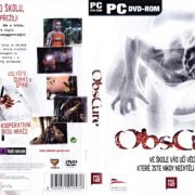 ObsCure (2005) CZ PC DVD Cover & Label