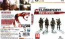 Operation Flashpoint: Red River (2011) EU PC DVD Cover & Label