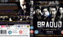 BRAQUO COMPLETE SEASONS 1 & 2 (2009-20111) BLU-RAY COVER & LABELS