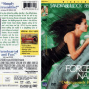 FORCES OF NATURE (1999) R1 DVD COVER & LABEL