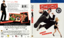 CHUCK SEASON THREE (2009) BLU-RAY COVER & LABELS