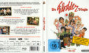 Flodder Trilogie (2015) German Blu-Ray Covers & Labels