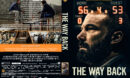 The Way Back (2020) R1 Custom DVD Cover & Label