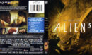 Alien 3 (1992) Blu-Ray Cover