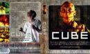 Cube (1997) German Blu-Ray Covers