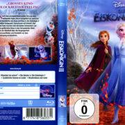 Die Eiskönigin 2 (2019) German Blu-Ray Cover