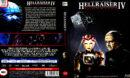 Hellraiser 4 - Bloodline (1996) German Blu-Ray Cover