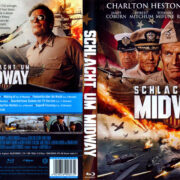 Schlacht um Midway (1976) German Blu-Ray Covers