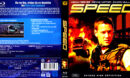 Speed (1994) German Blu-Ray Cover