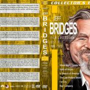 Jeff Bridges Filmography - Set 1 (1969-1972) R1 Custom DVD Cover