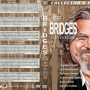 Jeff Bridges Filmography - Set 2 (1973-1975) R1 Custom DVD Cover