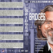 Jeff Bridges Filmography - Set 6 (1989-1993) R1 Custom DVD Cover