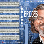 Jeff Bridges Filmography - Set 7 (1993-1996) R1 Custom DVD Cover
