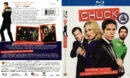 CHUCK SEASON 4 BLU-RAY COVER & LABELS