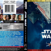 Star Wars: Episode IX - The Rise of Skywalker (2020) 4K UHD Blu-Ray Cover