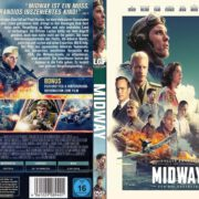 Midway (2020) R2 German DVD Cover