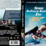 James Bond 007 - Stirb an einem anderen Tag (Neuauflage) German Blu-Ray Covers & Label