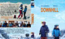 Downhill (2020) R1 Custom DVD Cover & Label
