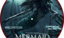 Mermaid Down (2019) R2 Custom DVD Label