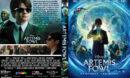 Artemis Fowl (2020) R1 Custom DVD Cover