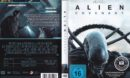 Alien - Covenant (2017) R2 German DVD Cover
