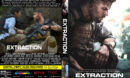 Extraction (2020) R1 Custom DVD Cover