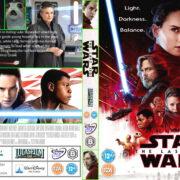 Star Wars The Last Jedi (2017) RB Custom Blu-Ray Cover & Labels