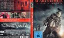 Scary Stories To Tell In The Dark (2019) R2 German DVD Cover