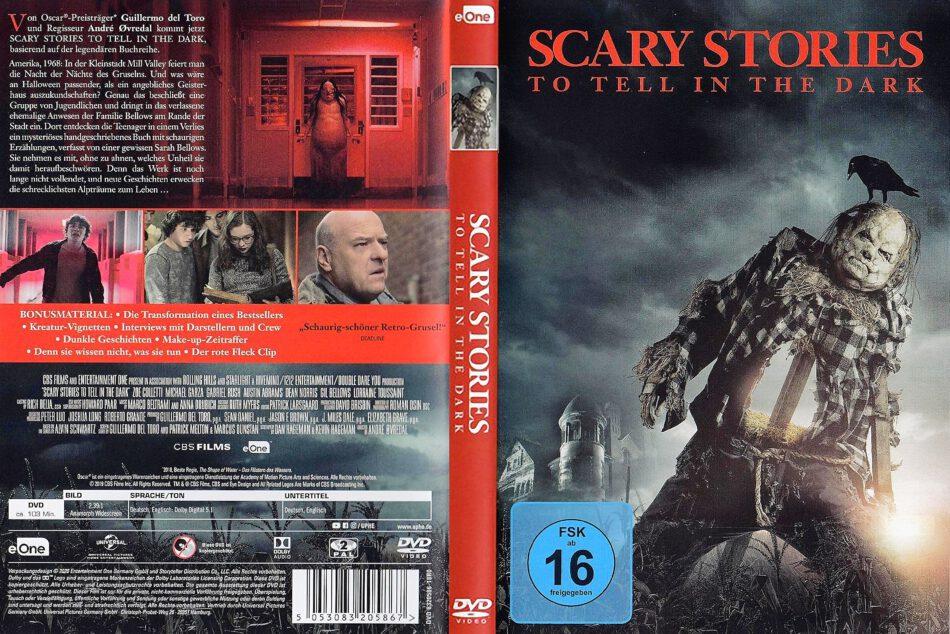 Scary Stories To Tell In The Dark Deutsch