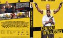 Central Intelligence (2016) R2 German DVD Cover