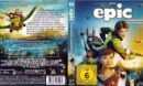 Epic (2013) German Blu-Ray Cover
