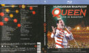 Queen - Hungarian Rhapsody (Live in Budapest) (2012) Blu-Ray Cover
