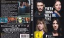 Every Thing Will Be Fine (2015) R2 German DVD Cover