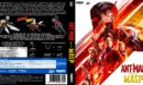 Ant-Man and the Wasp 4K + 3D (2018) German Blu-Ray Cover