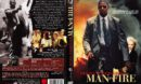 Man On Fire (2004) R2 German DVD Covers