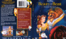 Beauty and The Beast - Platinum Edition (1991) R1 Slim DVD Cover