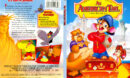 An American Tail (1986) R1 SLIM DVD Cover & Label