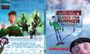Arthur Christmas (2012) R1 SLIM DVD Cover & Label
