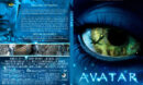 Avatar (2009) R1 SLIM DVD Cover & Label
