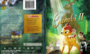 Bambi II (2006) R1 SLIM DVD Cover & Label