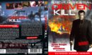 Driven to Kill (2009) R2 German Blu-Ray Cover & Label