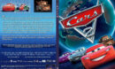 Cars 2 (2011) R1 SLIM DVD Cover & labels