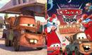 Cars Toon Matter's Tall Tales R0 Custom SLIM DVD Cover & Label